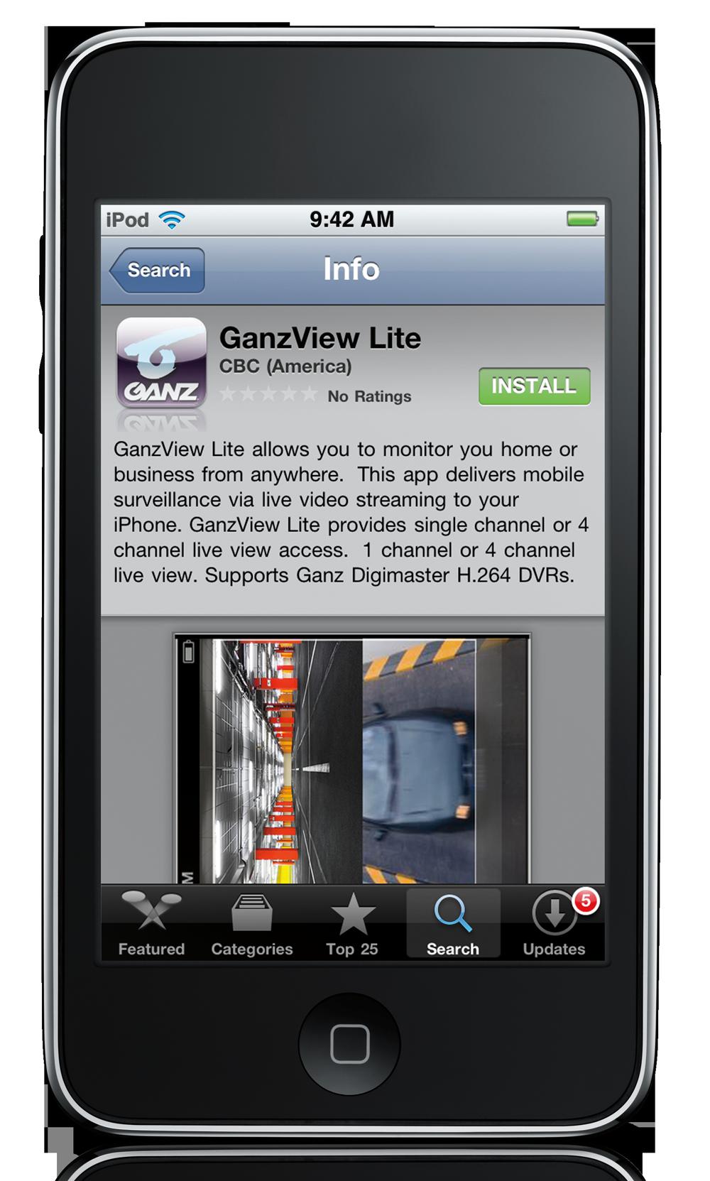 surveillance mobile iphone