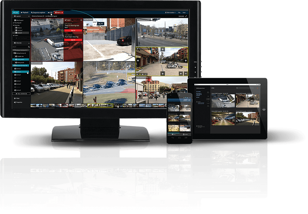 Ganz CORTROL Video Management System - Ganz Security